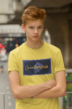 camiseta infantil conceito prisma 1000.21